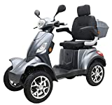 "Elektromobil ""VITA CARE 4000"", 25 km/h, 50 Kilometer Reichweite, Blei-Gel Akku, Seniorenmobil,..."