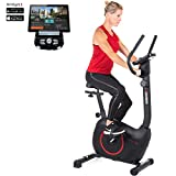 HAMMER Heimtrainer Cardio T3, geringer Einstiegs-Widerstand, besonders leises Fitnessfahrrad,...