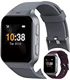 TCL Safety Watch MT43AX Sicherheitsuhr mit Sturzerkennung für Senioren plus 100€ Amazon Gutschein...