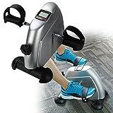 Karpal Mini Bike, Praktischer Arm- und Beintrainer mit LCD-Display, Fitnessbike, Fahrradergometer...