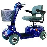 Mobiclinic Elektromobil mit 4 Rädern, Seniorenfahrzeug, Krankenfahrstuhl, Faltbar und kompakt,...