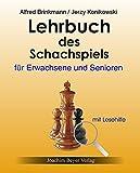 Lehrbuch des Schachspiels für Erwachsene und Senioren: mit Lesehilfe