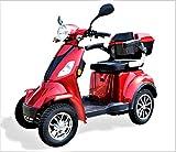 Eco Engel Elektromobil, 510, Seniorenmobil 4 Rad, Seniorenfahrzeug, 1000 Watt, 25 km/h