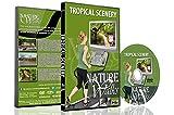 Natur Spaziergänge – Tropische Landschaften – Für Indoor Walking, Laufband und Radfahr...