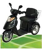 400W ElektroScooter Senioren ElektroMobil Mobility Vehicle Dreirad David_1 bis 6-15km/h